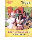 Let's Play Together DVD
