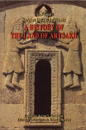 A History of the Land of Artsakh
