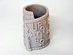 Armenian Alphabet Pencil Holder