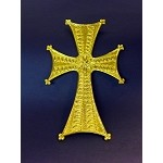 Gold-Toned Wall Cross