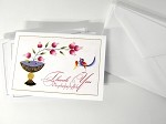Blank Thank You Cards