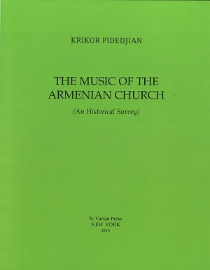 The Music of the Armenian Church