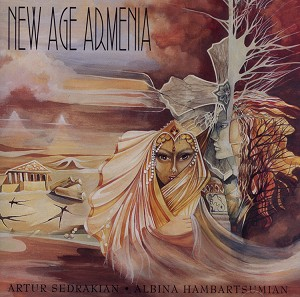 New Age Armenia CD