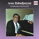 Arno Babadjanyan: Composer and Pianist CD