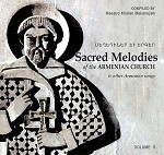 Sacred Melodies of the Armenian Church CD