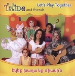 Let's Play Together CD